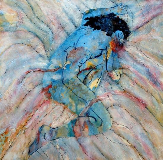Somiant amb tu Raquel Moron Pintura